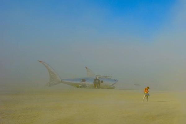 The Power In Burning Man's 'Utopian Lie'